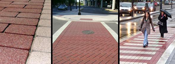 Trafficpatternsxd Decopavement Decorative Pavement Marking